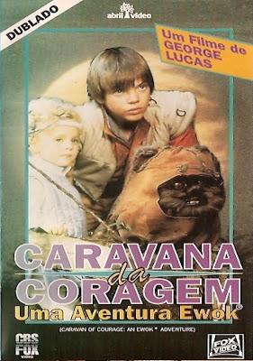 Caravana da Coragem: Uma Aventura Ewok - DVDRip Dublado