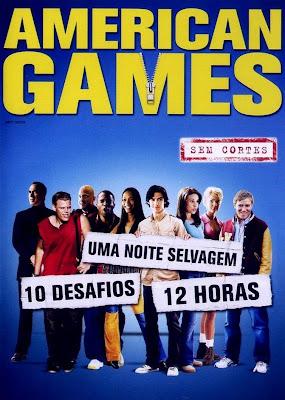 American Games - DVDRip Dual Áudio