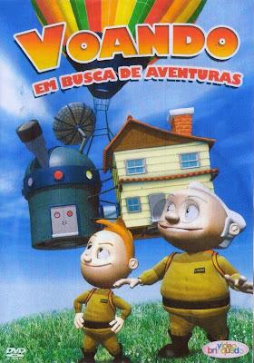 Voando Em Busca de Aventuras - DVDRip Dublado