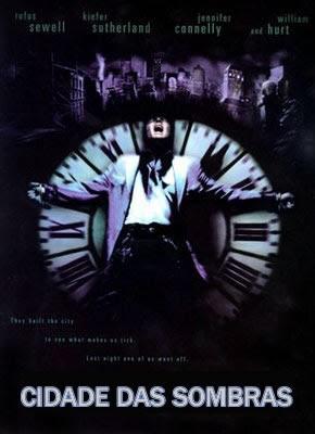 Cidade das Sombras - DVDRip Dual Áudio