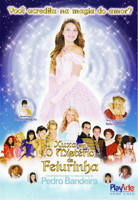Xuxa em O Mistério de Feiurinha - DVDRip Nacional