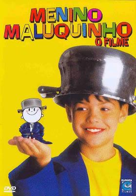 Menino Maluquinho: O Filme - DVDRip Nacional