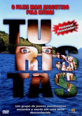 Turistas - DVDRip Dual Áudio