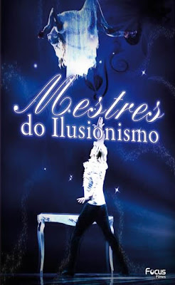 Mestres do Ilusionismo - DVDRip Dublado