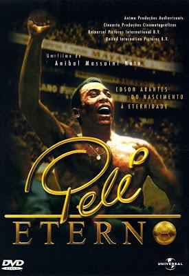 Pelé Eterno - DVDRip Nacional