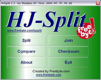 HJ Split+2.4 Download HJ Split 2.4 Download Filmes Grátis