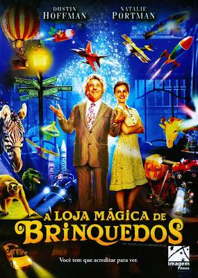 A+Loja+M%C3%A1gica+de+Brinquedos Download A Loja Mágica de Brinquedos   DVDRip Dublado Download Filmes Grátis