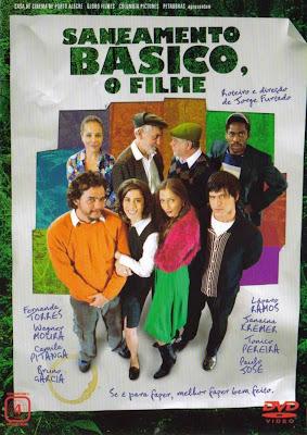 Saneamento+B%C3%A1sico+ +O+Filme Download Saneamento Básico: O Filme   DVDRip Nacional Download Filmes Grátis