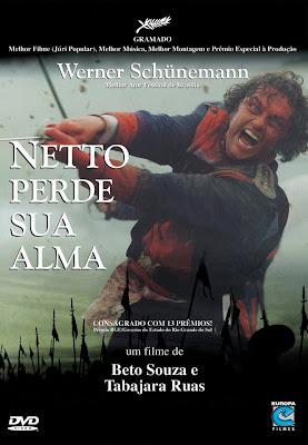 Netto Perde Sua Alma - DVDRip Nacional