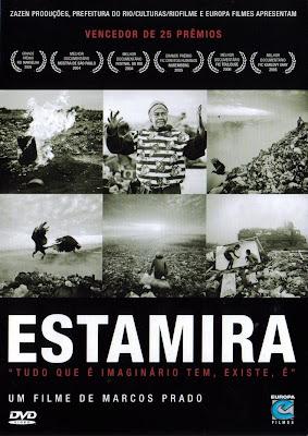 Estamira - DVDRip Nacional
