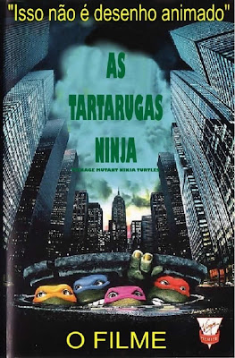 As+Tartarugas+Ninjas Download As Tartarugas Ninjas   DVDRip Dublado (RMVB) Download Filmes Grátis