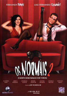 Os+Normais+2+ +A+Noite+Mais+Maluca+de+Todas Download Os Normais 2: A Noite Mais Maluca de Todas   DVDRip Nacional Download Filmes Grátis