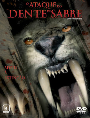 O+Ataque+Do+Dente+De+Sabre Download O Ataque do Dente de Sabre   DVDRip Dual Áudio Download Filmes Grátis