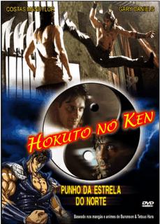 Hokuto no Ken: Punhos da Estrela do Norte - DVDRip Dual Áudio