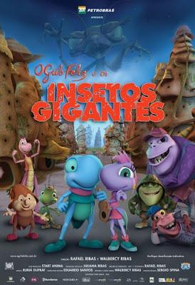 O grilo feliz spanish movie cover.