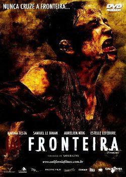 A Fronteira - DVDRip Dublado
