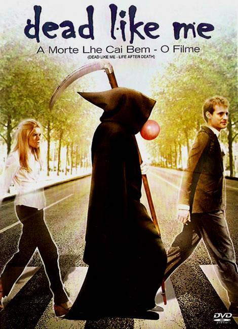 A Morte Lhe Cai Bem: O Filme - DVDRip Dual Áudio