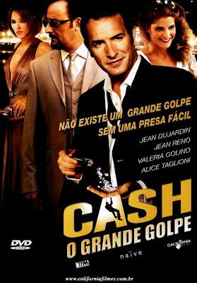 Cash: O Grande Golpe - DVDRip Dublado