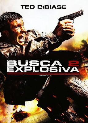Busca Explosiva 2 - DVDRip Dual Áudio