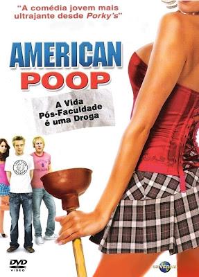 American Poop - A Vida Pós-Faculdade É Uma Droga - DVDRip Dual Áudio