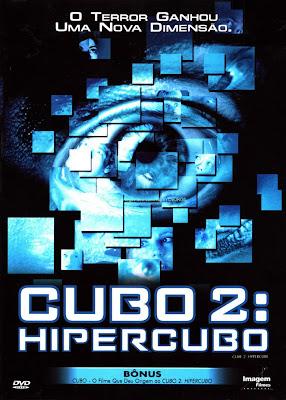 Cubo 2: Hipercubo - DVDRip Dual Áudio