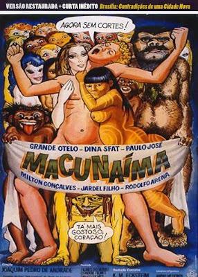 Macunaíma - DVDRip Nacional (RMVB)