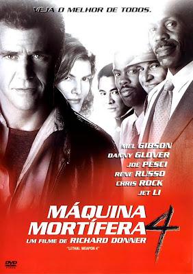Máquina Mortífera 4 - DVDRip Dublado (RMVB)