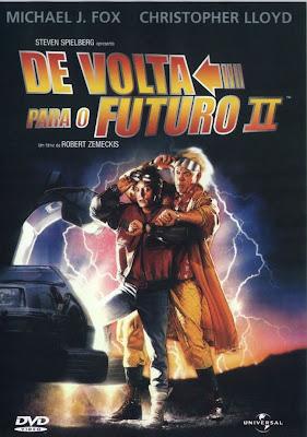De Volta Para o Futuro 2 - DVDRip Dual Áudio