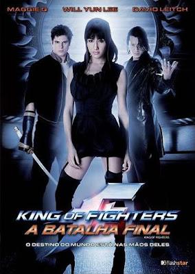 King of Fighters: A Batalha Final - DVDRip Dual Áudio
