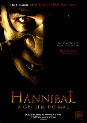 Hannibal: A Origem do Mal - DVDRip Dual Áudio