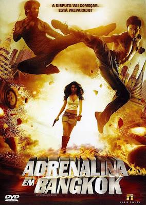 Adrenalina em Bangkok - DVDRip Dual Áudio