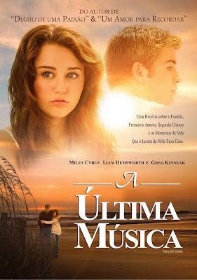 A Última Música - DVDRip Dual Áudio