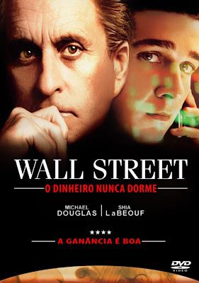 Wall Street 2: O Dinheiro Nunca Dorme - DVDRip Dual Áudio