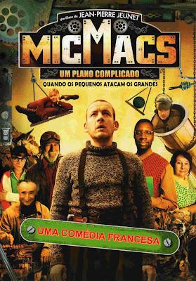 MicMacs%2B %2BUm%2BPlano%2BComplicado Download MicMacs: Um Plano Complicado   DVDRip Dual Áudio Download Filmes Grátis