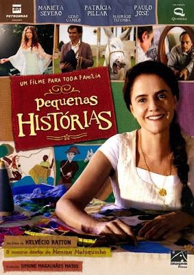 Pequenas Histórias - DVDRip Nacional