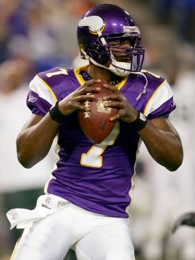 Tarvaris Jackson wont be the Vikings starter at QB again for a while