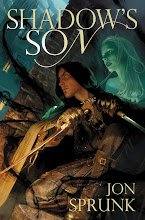 Shadow's Son Cover