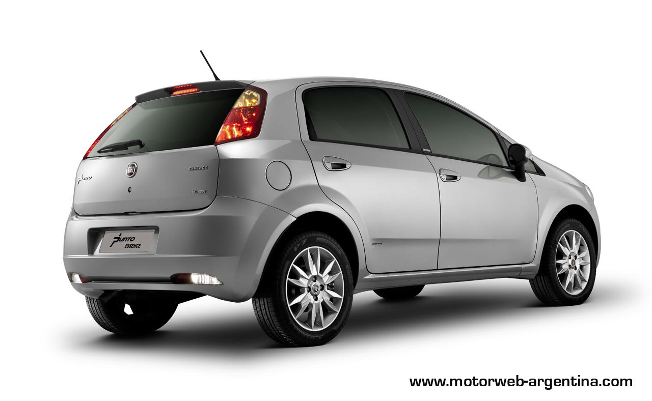 Precios y equipamiento del nuevo fiat punto 1 6 16v etorq for Fiat idea nuevo precio