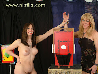 Naked Female Magician 113