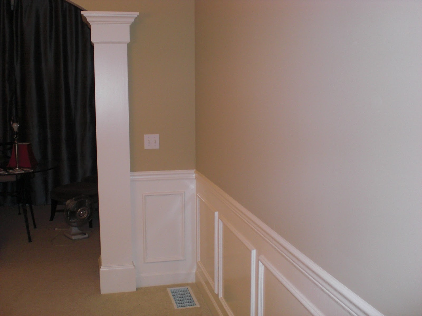 Karen Tucci Tips For The 40ish Diy Wainscoting