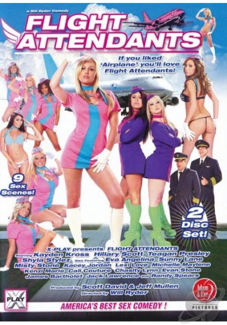 Dawn of the Nem: Not Airplane XXX Flight Attendants