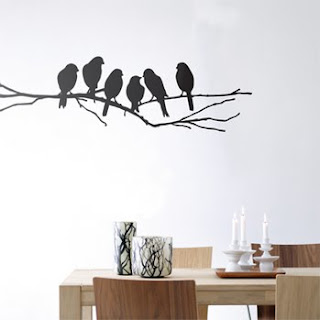 Wall sticker for Interiors