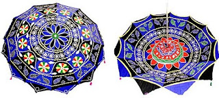 Umbrella handicraft