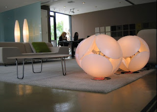 bubble shaped lamp