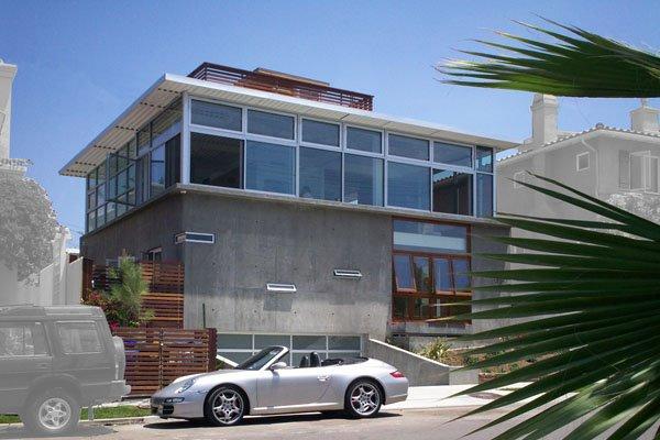 arquitectura, casas, diseño