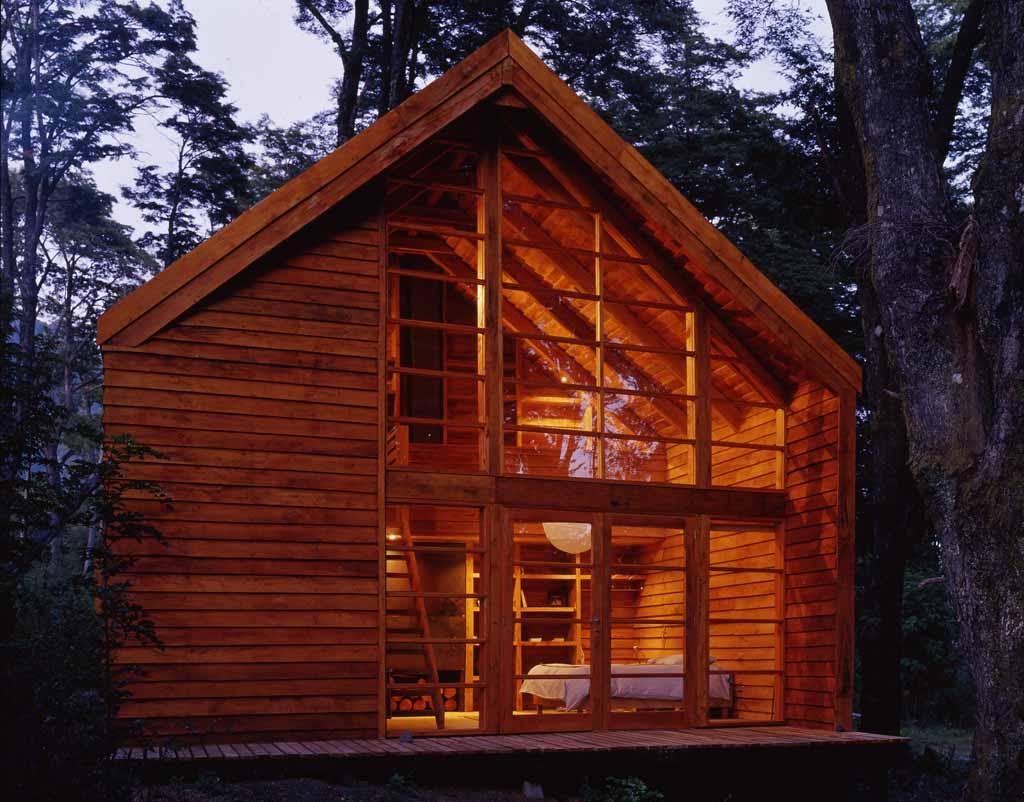 Casa galpon cazu zegers tecno haus for Arquitectura casa
