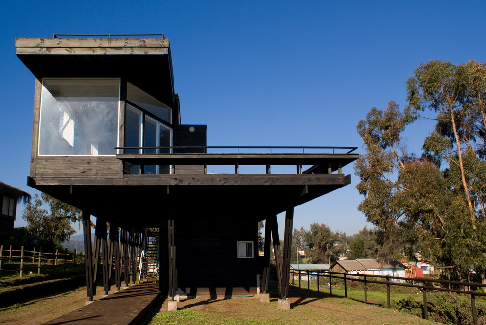 Tacna Hill Beach House - dRN Architects
