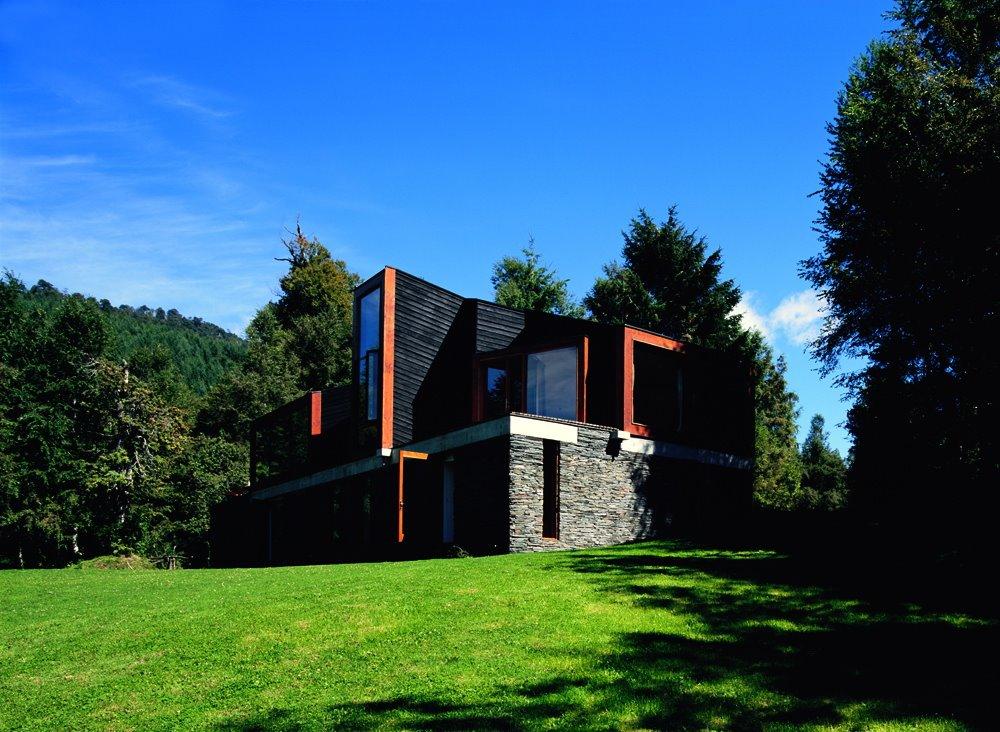 Casa Lago Pirehueico - Alejandro Aravena