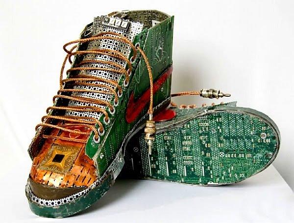 Versace Nike Shoes