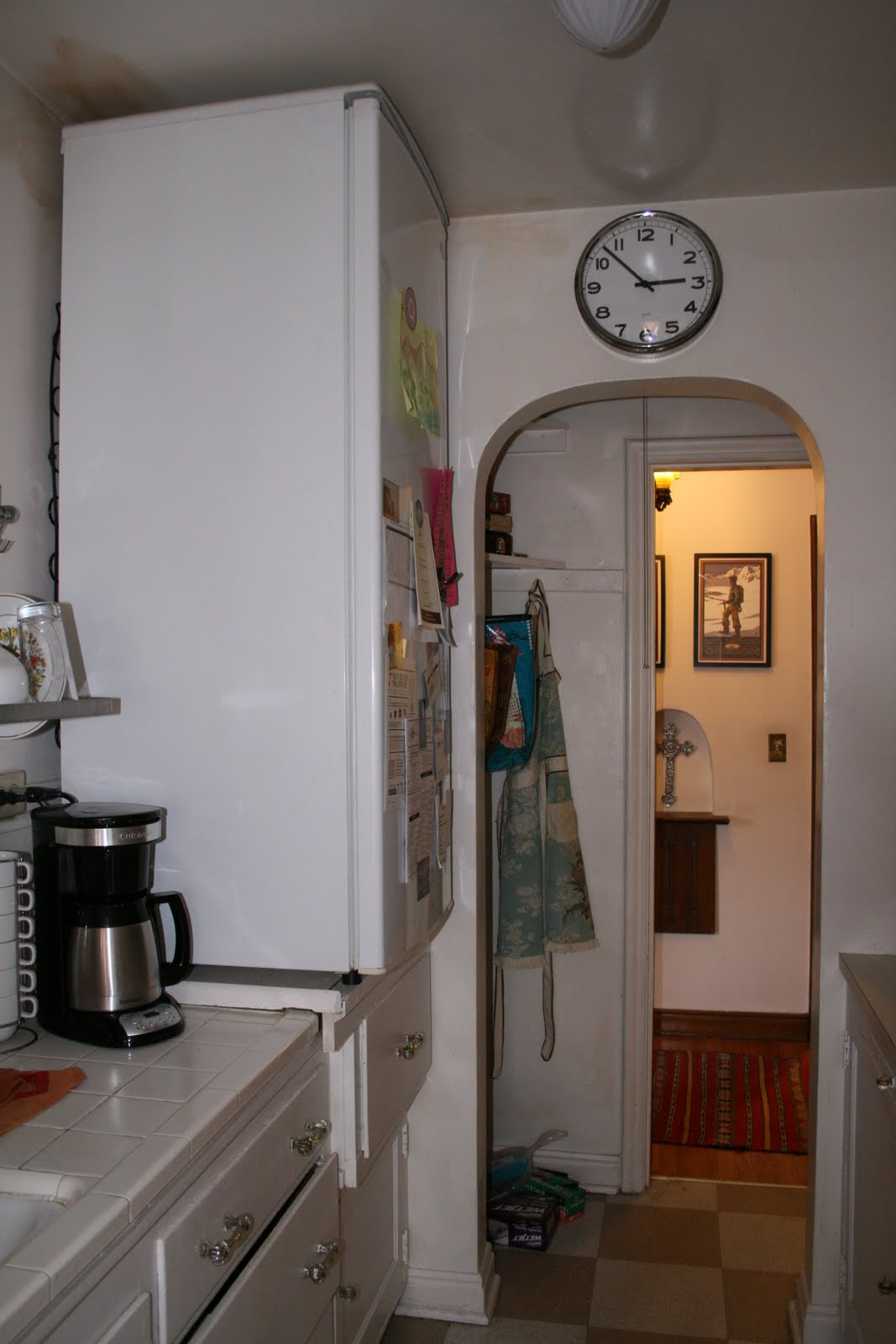 Offset Kitchen Sink Plumbing